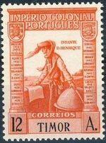 Timor 1938 Portuguese Colonial Empire i