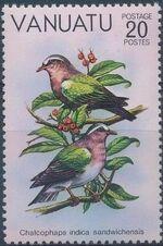 Vanuatu 1981 Birds b