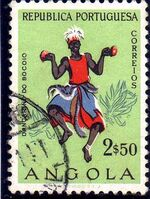 Angola 1957 Indigenous Peoples of Angola j