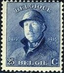Belgium 1919 King Albert in Trench Helmet g