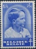 Belgium 1936 National Anti-Tuberculosis Society - Prince Boudewijn g