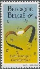 Belgium 1999 Greetings Stamps c