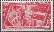 Italy 1932 10th Anniversary of the Fascist Government and the March on Rome o