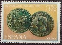 Spain 1968 1900th Anniversary of the Founding of Léon c