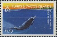 Turks and Caicos Islands 1983 Save Our Whales e
