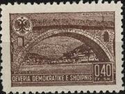 Albania 1945 Landscapes c