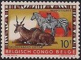 Belgian Congo 1959 Animals l