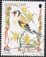 Gibraltar 1994 Christmas - Songbirds d