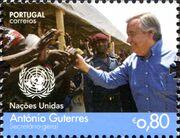 Portugal 2017 António Guterres - UN Secretary-General a