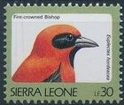 Sierra Leone 1992 Birds g