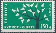 Cyprus 1963 EUROPA - CEPT c