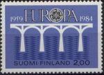 Finland 1984 EUROPA b