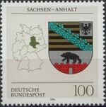 Germany, Federal Republic 1994 Coat of Arms of the Federal States of Germany (3rd Group) c