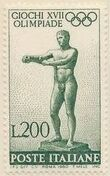 Italy 1960 Olympic Games Rome i