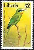 Liberia 1997 Birds o