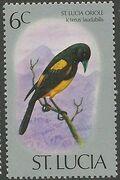 St Lucia 1976 Birds e
