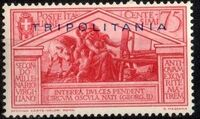 Tripolitania 1930 2000th Anniversary of the Birth of Roman Poet Vergil f
