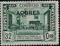 Azores 1925 Birth Centenary of Camilo Castelo Branco i.jpg