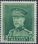 Belgium 1931 King Albert I (1st Group) g