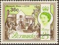 Bermuda 1970 Definitive Issue of 1962 Surcharged n.jpg