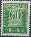 Portugal 1940 Postage Due Stamps g.jpg
