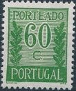 Portugal 1940 Postage Due Stamps g
