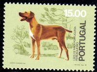 Portugal 1981 50th anniversary of the Portuguese Kennel Club c