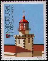 Portugal 1987 Lighthouses and International Stamp exhibition CAPEX 87 c