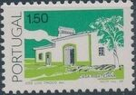 Portugal 1988 Portuguese Popular Architecture (4th Group) a