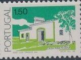 Portugal 1988 Portuguese Popular Architecture (4th Group)