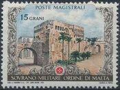 Sovereign Military Order of Malta 1972 Old Castles b
