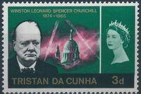 Tristan da Cunha 1966 Churchill Memorial b