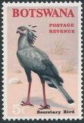 Botswana 1967 Birds e