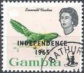 Gambia 1965 Birds Overprinted m.jpg
