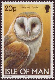 Isle of man 1997 Owls a