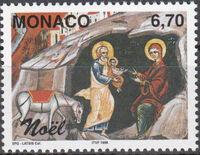Monaco 1998 Christmas b