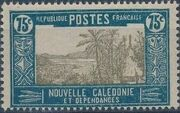 New Caledonia 1928 Definitives o