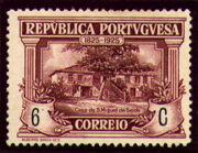 Portugal 1925 Birth Centenary of Camilo Castelo Branco e