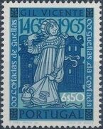 Portugal 1965 500th Birthday of Gil Vicente d
