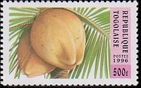 Togo 1996 Fruits f