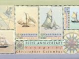 Australia 1992 500th Anniversary of the Voyage of Christopher Columbus