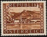 Austria 1946 Landscapes (II) p
