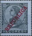Azores 1911 D. Manuel II Overprinted REPUBLICA l.jpg