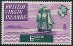British Virgin Islands 1970 Ships g