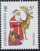 Guernsey 1985 Christmas a