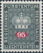 Liechtenstein 1969 Crown a