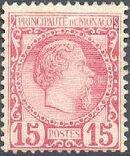 Monaco 1885 Prince Charles III e