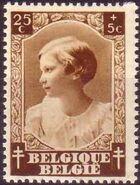 Belgium 1937 Princess Joséphine-Charlotte b