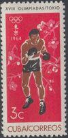 Cuba 1964 Summer Olympics - Tokyo c