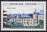 France 1960 Chateau de Blois a